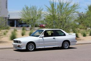 1989 BMW M3 1 Owner Low Miles Accident Free Never Modified Full History Must See