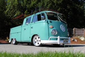 1963 Volkswagen Double Cab Bus !!!!!NO RESERVE!!!!!