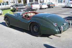 1949 Jaguar Xk120 Photo