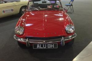 TRIUMPH SPITFIRE MARK 3  Photo