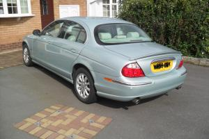 Jaguar S type 33,000 Genuine miles  Photo