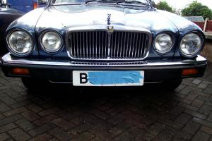JAGUAR SERIES 3 4.2 XJ6 AUTO , MET COBALT BLUE , EXCELLENT COND ,T Photo