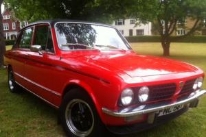 1979 TRIUMPH DOLOMITE SPRINT RED  Photo