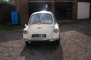 Heinkel Trojan Bubble Car for restoration