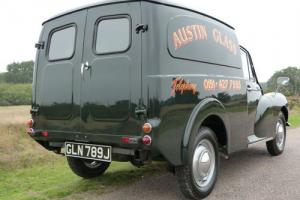 Austin Morris Minor 6 CWT VAN