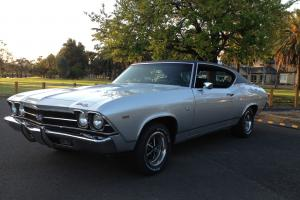 1969 Chevrolet Chevelle SS 396 in Melbourne, VIC  Photo