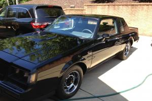 1987 Buick Regal Grand National Ultra Low Miles!