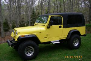 Jeep CJ8 Scrambler 1981