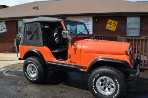 1982 JEEP CJ 5 frame off Resto! Built AMC 304 3 spd Show and Go! Classic Jeep!!