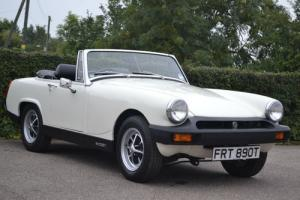 1979 MG Midget Sports/Convertible 1500