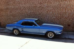 Ford Mustang 67 Coupe