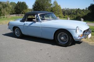 MGB Roadster 1970 4 Speed Electric Overdrive Price Reduced NO Reserve in Moreton, QLD  Photo