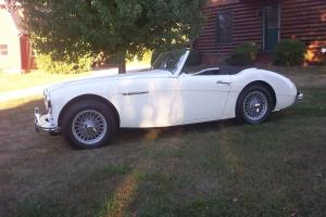 1957AUSTIN HEALEY CORVETTE ENGINE AWSOME DETAIL