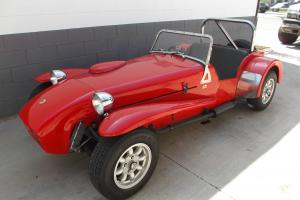 1970 Lotus 7 Roadster Photo