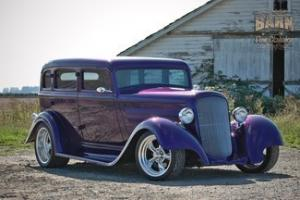 1933 Plymouth, big block, show quality!