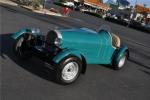 1932 BUGATTI TYPE 54 Re-Creation Teal Manual Trans Restored
