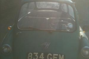 1958 HEINKEL CABIN CRUISER - BARN FIND