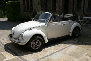 1973 VOLKSWAGEN BEETLE KARMANN CONVERTIBLE