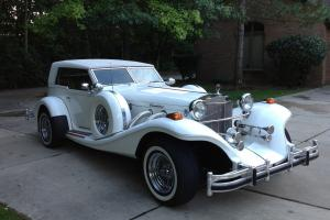 1983 Excalibur Phaeton Convertible--1 Owner--Beautiful