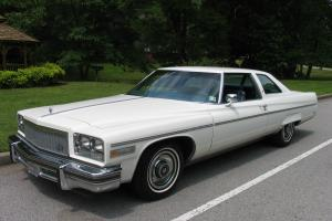 Buick :1976 Electra Limited- 42000 Mile Original 1-Owner