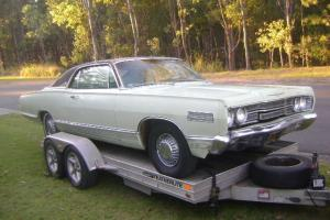 1967 Mercury Marquis Coupe 410 BIG Block C6 9