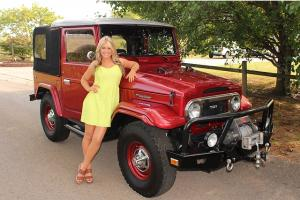 1976 Toyota Land Cruiser PS PDB AC Tuned Port Injected 350 Leather SEE VIDEO