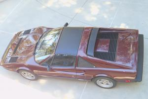1985 FERRARI 308GTSI QV, CA CAR, CONCOURS WINNER, RARE PRUGNA, FULLY DOCUMENTED