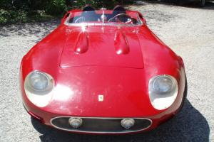 Ferrari 250 Testa Rossa Barchetta by Giordannengo for Sale