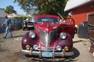 1938 DeSoto Coupe with Rumble Seat