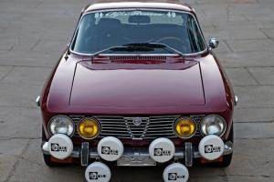 1972 Alfa Romeo 2000 GTV: Numbers Matching Original California Example