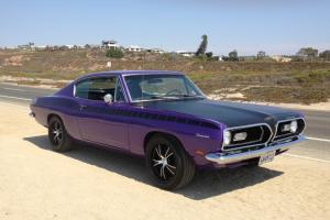 Plum Crazy Purple  Mopar