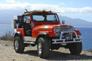 1982 Jeep CJ7 Custom Conversion