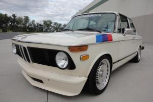 1975 BMW 2002 tii M20 6cyl. RUST FREE, 2-owner Sunroof car, 88k miles, CLEAN!!!