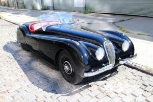 1951 Jaguar XK120 Roadster Photo