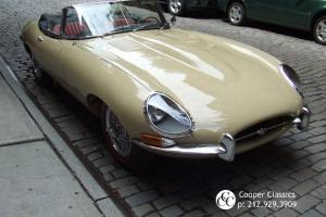 1967 Jaguar XKE Series I Roadster