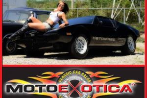 "1971 DETOMASO PANTERA ""FAST 5"" CARS FROM A VERY POPULAR RECENT MOVIE!!!"