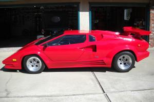 1989 Replica / kit Lamborghini Countach 25th Anniversary