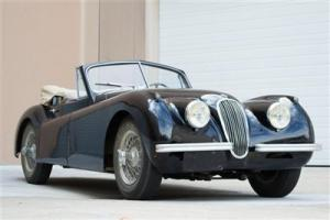 1953 Jaguar XK120 SE Drophead Coupe - Outstanding Garage Discovery Photo
