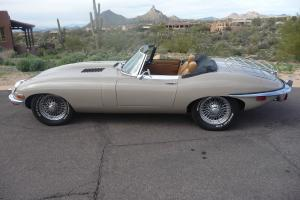 1969 Jaguar XKE 4.2 Series II - Original - Roadster - Convertible - manual