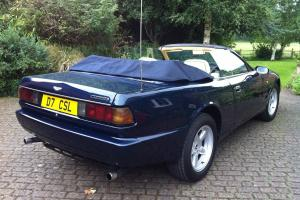 ASTON MARTIN VIRAGE VOLANTE Auto 1993 49,000 stunning condition  Photo