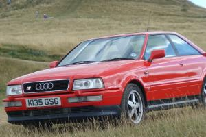Audi S2 Coupe (ABY 6-speed) Quattro