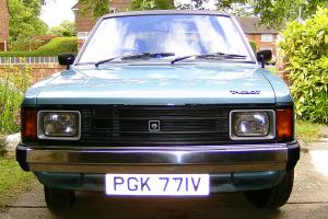 Chrysler / Talbot Sunbeam 1.6 GLS 1980