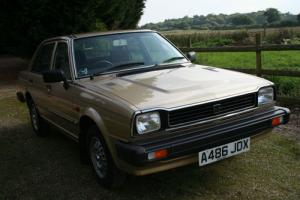 Triumph Acclaim From a Time Capsule