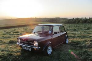 1980 Mini Clubman 1275 - Original Brown Paint