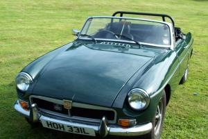 MGB GREEN (TAX EXEMPT Next year)  Photo
