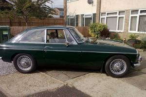 MGB GT ( tax exempt )  Photo