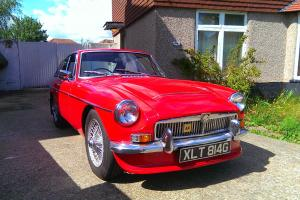 MGC GT 1968 IN FANTASTIC CONDITION PRICE REDUCTION DUE TO TIME WASTERS