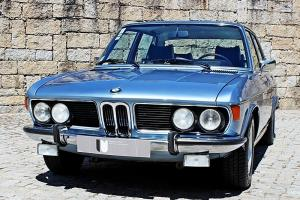 Lhd 1974 BMW E3 1974 3.0Si 102.000Kms - 2 owners