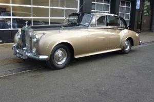 Rolls-Royce Silver Cloud 2 Long Wheel Base Radford Countryman 1962  Photo