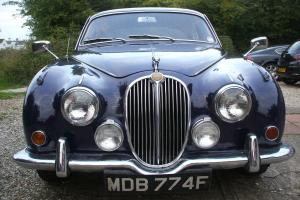 MKII JAGUAR 3.4/340 MOT Photo